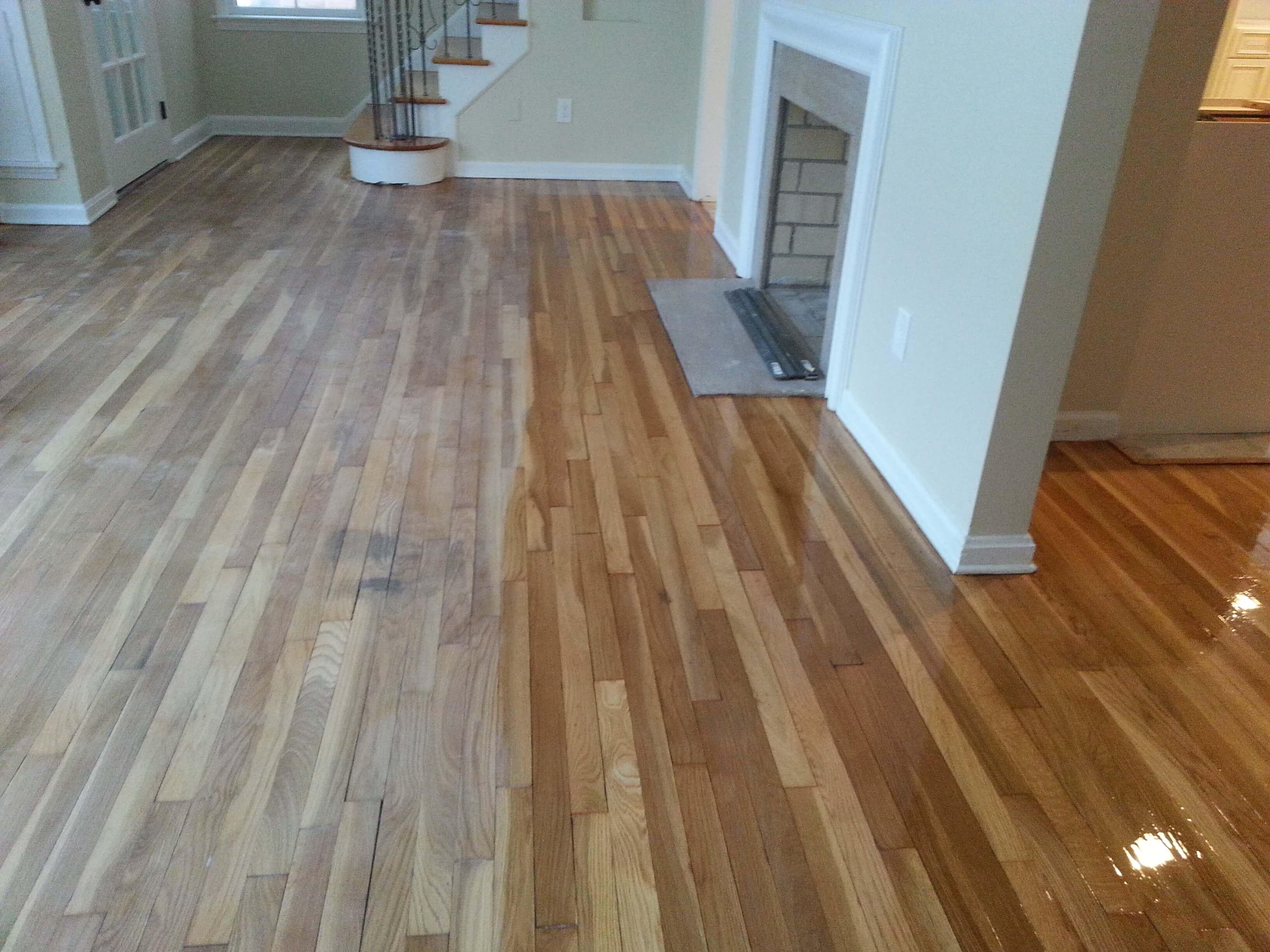 Huntsville wood floor refinishers