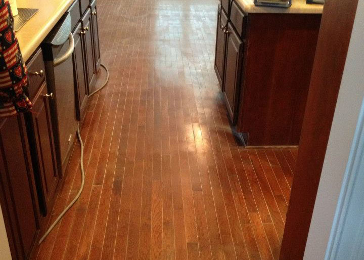 refinish wood floors in huntsville, al