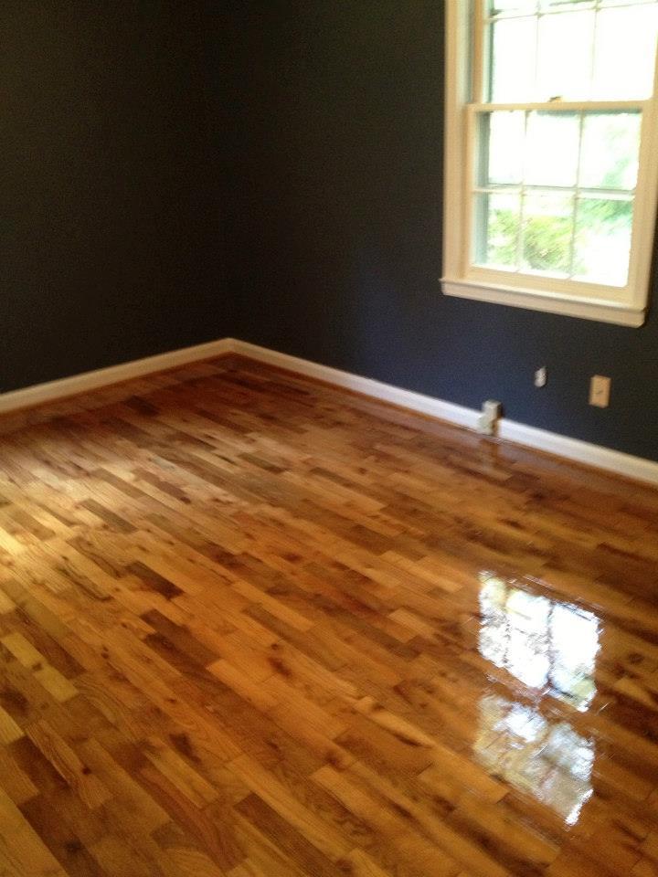 Hardwood floor maintenance in Huntsville, AL